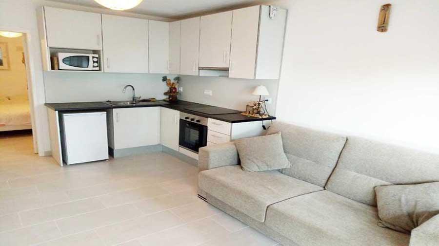 Apartament -                                       Llança -                                       1 dormitoris -                                       2/3 ocupants